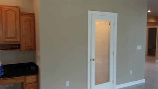 INTERIOR HOUSE PAINTING Walls (any height) Ceilings (any height) Doors & Windows French Doors & Windows Mantels & Bookshelves Paneling & Wainscoting